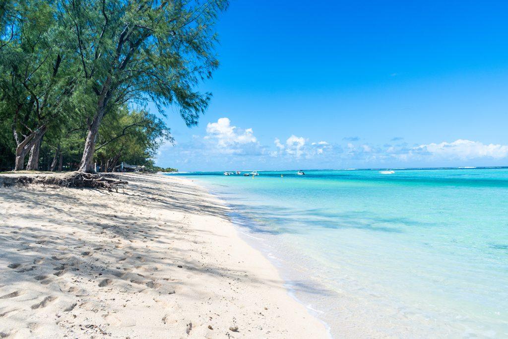 Le Morne - plage 3 - Ile Maurice